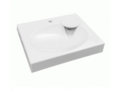 Умывальник акриловый на стиральную машину APR 014-18 (цвет на выбор) 60*50*13 Артель-Пласт