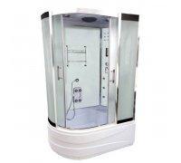 Гидромассажный бокс ATLANTIS AKL-1315 (R-правый) XL-матовые стекла (130*85*218)