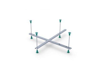 Универсальный каркас с ножками для душевых поддонов ТМ BLISS