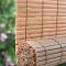 Изготовление и установка рулонных бамбуковых и деревянных штор по Вашим размерам, цвету и другим пожеланиям