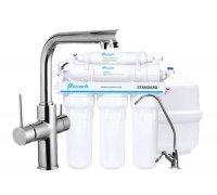 Змішувач для кухні DAICY 55009-F хром Imprese з фільтром Ecosoft Standart 5 ступенів очищення