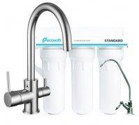Cмеситель для кухни DAICY-U 55009-U Imprese с фильтром Ecosoft Standart 3 ступени очистки