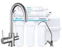 Cмеситель для кухни DAICY-U 55009-U Imprese с фильтром Ecosoft Standart 5 ступеней чистки