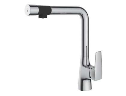 Змішувач двоканальний для питної і фільтрувальної води SMART bio ZMK051901150 Imprese (Чехія)