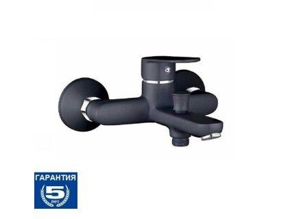 Cмеситель для ванны LASKA 10040B черный Imprese (Чехия)