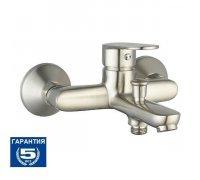 Змішувач для ванни LASKA 10040S сатин Imprese (Чехія)