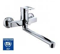 Змішувач для ванни LIDICE 35095 з виливом 23 см хром Imprese (Чехія)