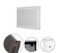 Радиатор секционный Instal Projekt AFRN-040/28 белый 624*400