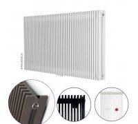 Радиатор секционный Instal Projekt AFRN-060/45 белый 1006*575