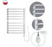 Полотенцесушитель электрический Instal Projekt BOLERO 50/70 белый с теном EGB-03C1 500 х 682