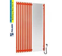 Дизайн-радиатор электрический с зеркалом в цвете под заказ MARCIALE Paladii МАе002п 1000х1600/10