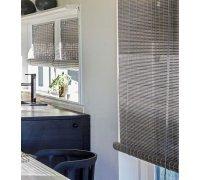 Бамбукові рулонні штори для кухні під замовлення RSHB-05 РОЛЕТИ УКРАЇНИ