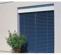 Фасадные жалюзи для дверных проёмов под заказ RSHR-6 РОЛЕТЫ УКРАИНЫ