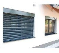 Фасадные жалюзи на окна под заказ RSHR-1 РОЛЕТЫ УКРАИНЫ