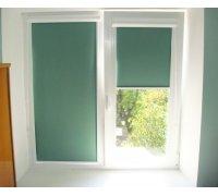 Рулонные шторы закрытого типа на створку окна под заказ RSHZT-2 РОЛЕТЫ УКРАИНЫ