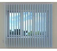 Вертикальные пластиковые жалюзи для дома под заказ VPJ-1 РОЛЕТЫ УКРАИНЫ