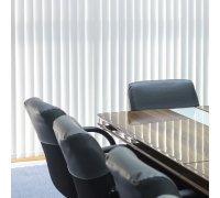 Вертикальные тканевые жалюзи в офис под заказ VJ-8 РОЛЕТЫ УКРАИНЫ