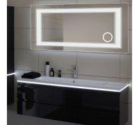 Зеркало с LED подсветкой QUADRO SNAIL (Ш*В) 106*80 см