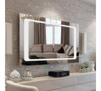 Зеркало с LED подсветкой VERONA SNAIL (Ш*В) 106*80 см