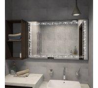 Зеркало с LED подсветкой АКУНА-МАТАТА SNAIL (Ш*В) 100*80 см