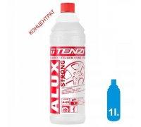 Концентрат для мытья алюминиевых дисков и легких металлов ALUX STRONG TENZI 1 литр