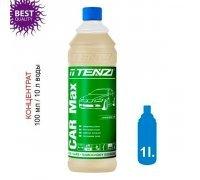 Активная пена концентрат для высокоэффективной мойки авто TENZI CAR MAX 1 литр