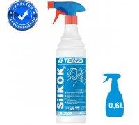Средство для мытья пластика с силиконом полублеск SILKOK GT TENZI 0.6 литра