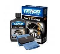 Средство с эффектом мокрых шин авто TIRE & RUBBER TENZI 0.3 литра