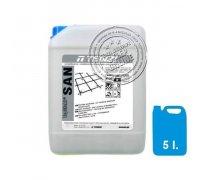 Восковая эмульсия для защиты и консервации твердых напольных покрытий TENZI TopEfekt SAN 5 литров