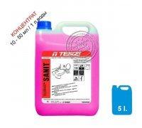 Средство концентрат для ежедневного мытья санузлов Topefekt SANIT TENZI 5 литров