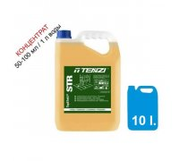 Засіб концентрат для очищення ПВХ, лінолеуму, вінілу, епоксидних підлог TENZI TOPEFEKT STR 10 літрів
