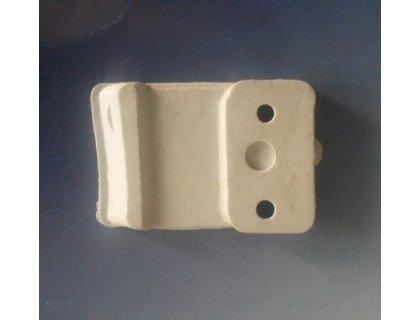 Верхнее крепление - пружинная защёлка для экранов к ваннам ТРИТОН