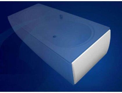Панель боковая (экран торцевой) к прямой ванне BRIANA 180*80 Vagnerplast