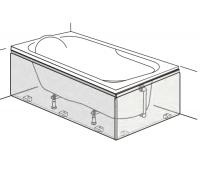 Комплект креплений VP SET 0008 к панелям Vagnerplast (Чехия)