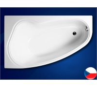 Ванна акриловая асимметрия левая 150*90 AVONA Vagnerplast