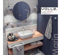 Комплект для ванной комнаты Volle MARIN 070072 -душ. кабина, компакт, умывальник, смеситель, душ. система